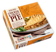 HERITAGE CHICKEN & GRAVY PIE