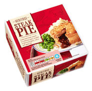 HERITAGE STEAK PIE