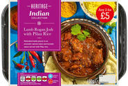 LAMB ROGAN JOSH ANY 2 FOR £5
