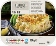 GOURMET FISH PIE