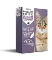 Complete Cat Food Meat