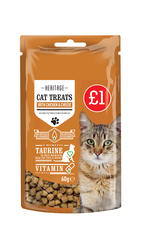 Cat treats Chicken and cheese PMP 1 pound
