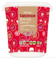 HERITAGE CHRISTMAS EXTRA THICK BRANDY CREAM