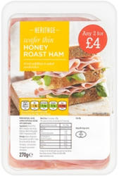 WAFER THIN HONEY ROAST HAM